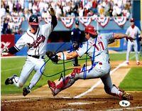 Darren Daulton Autographed Signed 8x10 Photo MLB Philadelphia Phillies
