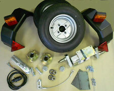 """500kg Trailer kit with 10"""" Wheels"""