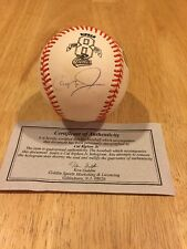 Cal Ripken Jr. Signed Autographed Baseball MLB Authenticated Official Ball