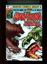 """The Man-Thing"" # 2 to # 10 vol. 2, U-Pick the issue,1980-81 Marvel, NM, BX85"