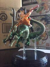 Figura DB Dragon Ball Goku montado Shenron 16cm OFERTA UNICA DESDE ALMACEN