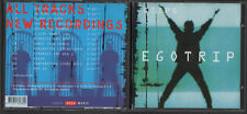 ROBERT JAN STIPS cd album  EGOTRIP rare disc GOLDEN EARRING/THE NITS