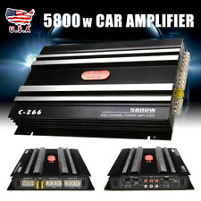 5800W 2 Channel for Car Home Amplifier Audio Super Stereo Subwoofer Speaker