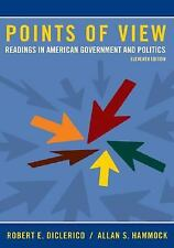 NEW - Points of View: Readings in American Government and Politics