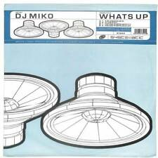 "DJ Miko - What's Up - 12"" Vinyl Record"