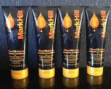 NEW 4x Mark Hill MiracOILicious Nourishing Hair Conditioner Argan Oil Rehydrate