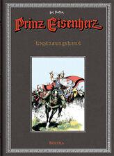 Prinz Eisenherz BOCOLA Verlag, Hal Foster-Gesamtausgabe, Bd. 18, Ergänzungsband