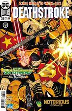 Deathstroke #25 DC Comics 1st Print EXCELSIOR BIN
