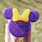 Purple Mickey Minnie Phone Grip - Swap Tops to Change Designs