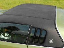 73 74 Dodge Charger SE 3/4 BLACK Cobra Grain Vinyl Top Mopar New