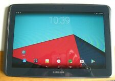 Samsung Note 10.1 Tablet GT-N8013 Rooted, Lineage OS installed, Sony BT Keyboard