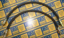 1936-1940 Buick Front Brake Hoses | Pair