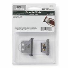 WAHL DETAILER, G-WHIZ & BLING  T WIDE (DOUBLE WIDE) TRIMMER BLADE (2215) *UK*