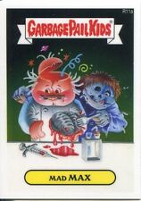 Garbage Pail Kids Chrome Series 2 Returning Card R11a Mad Max