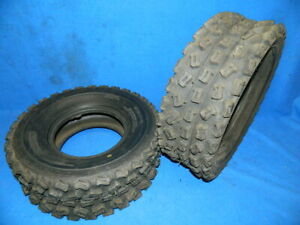 2 New Armstrong AT 21x7-9 Tires made in USA