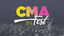 2018 CMA Music Festival Tickets 2 Gold Circle SEC A ROW 13