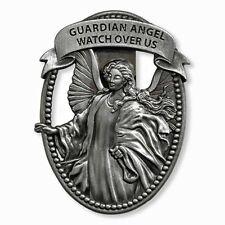 Guardian Angel Watch Over Us Visor Clip NEW SKU VC782