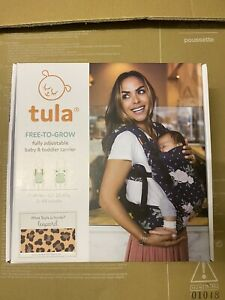 Tula baby carrier free to grow, Leopard Style