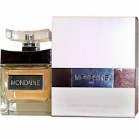 MONDAINE BY PARIS BLEU *FOR WOMEN* 3.1 O.Z EDP SPRAY *NEW FRAGRANCE*SEALED BOX