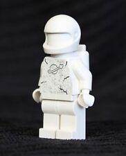 LEGO® Space Police 3™ Minifig -  Classic Space Statue - White Astronaut - 5974