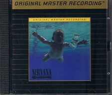 Nirvana Nevermind MFSL Gold CD UDCD 666 UII ohne J-Card