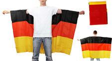 Flagge Deutschland Bodyflag Umhang Cape mit Ärmeln
