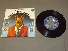 "COYOTE ""HOLD ON! I'M COMING/IN THE MIDNIGHT HOUR"" 7"" PHILIPS Ita 1978"