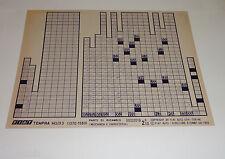 Microfich Catalogo parti di ricambio FIAT TEMPRA mq/93 (1370 - 1580) Stand 09/1993
