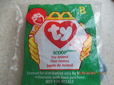 MCDONALD  ~ COLLECTIBLE TOY ~  SCOOP ~ 1998 #8