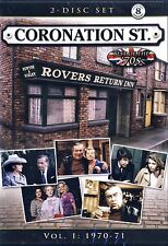 Coronation Street: The 70's, Vol. 1 1970-1971 (BRAND NEW 2DVD SET) REGION 1