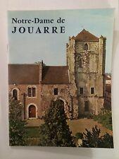 NOTRE DAME DE JOUARRE 1976 L'ABBAYE ILLUSTRE