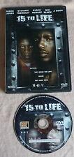 actie rap gangster 15 TO LIFE dvd NED. ONDERTITELS Regio 2 DVD5 PAL MOON JONES