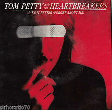 TOM PETTY & HEARTBREAKERS Make It Better / Cracking Up 45