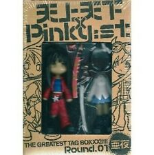 Tenjou Tenge x Pinky:st. THE GREATEST TAG BOX Round #1 Aya Manga Special Edition