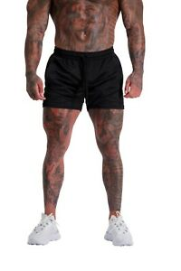 ADONIS.GEAR- ENVY, BLACK B, SHORTS, BODYBUILDING, GYM, TRAINING, RUNNING, MENS