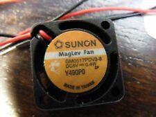 1pc 100% NEW SUNON GM0157PDV3-8 5V 0.4W 17mm x17x8mm 1708 MagLev Fan MINI DC fan