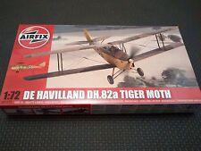 AIRFIX a01025 DE HAVILLAND DH.81 un Tiger Moth 1:72 AEREI KIT modello grande valore