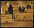"Hugo Simberg : ""The Garden of Death"" (1896) — Giclee Fine Art Print"