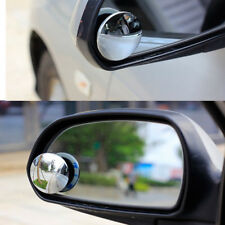 1 Set Car Auto Truck Round Rearview Mirror Safty Blind Spot Wide Angle Rotable