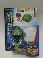 Beyblade Burst Turbo SwitchStrike - Caynox C3 - D53/TD09 Starter Pack - New