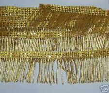 Gold 1 inch Bullion Trim Fringe Church Vestment Uniform Parade Embroidery Sewing