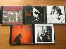 U2 5 CD Album Collection Lot ft Boy Unforgettable Fire Rattle Hum Blood Red Sky