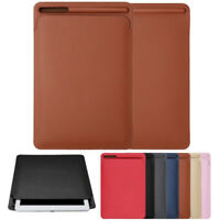 Leather Sleeve Case Cover Pouch Skin for Apple Pencil & iPad Pro 10.5、9.7inch