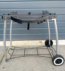 Weber Q Stand Rollwagen Grillgestell Grillwagen