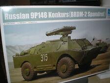 Trumpeter 1/35  Russian 9P148 Konkurs (BRDM-2 Spandrel) #5515 #05515 *New*