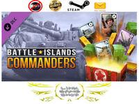Battle Islands Commanders - E3 Exclusive Crate PC Digital STEAM KEY