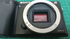 Sony Alpha A6000 24.3MP Camera, Black (Body Only), Good Condition, Fast Delivery