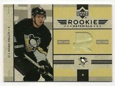Noah Welch 06-07 Upper Deck 2 Rookie Materials Game Jersey