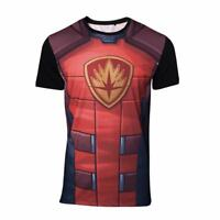 Guardians Of The Galaxy Rocket - Cosplay T-Shirt Multicolore M