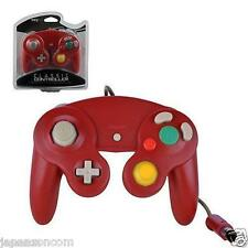 RETRO CONROLLER GAME CUBE & WII RED PAD STICK JAPANESE NEW IMPORT JAPAN
